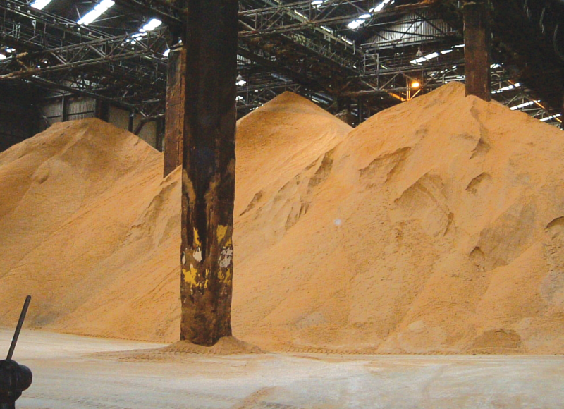 Brazil – Sugar export shipments from ports plunges in July